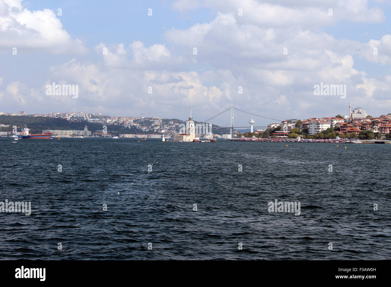 maiden tower istanbul how to get there