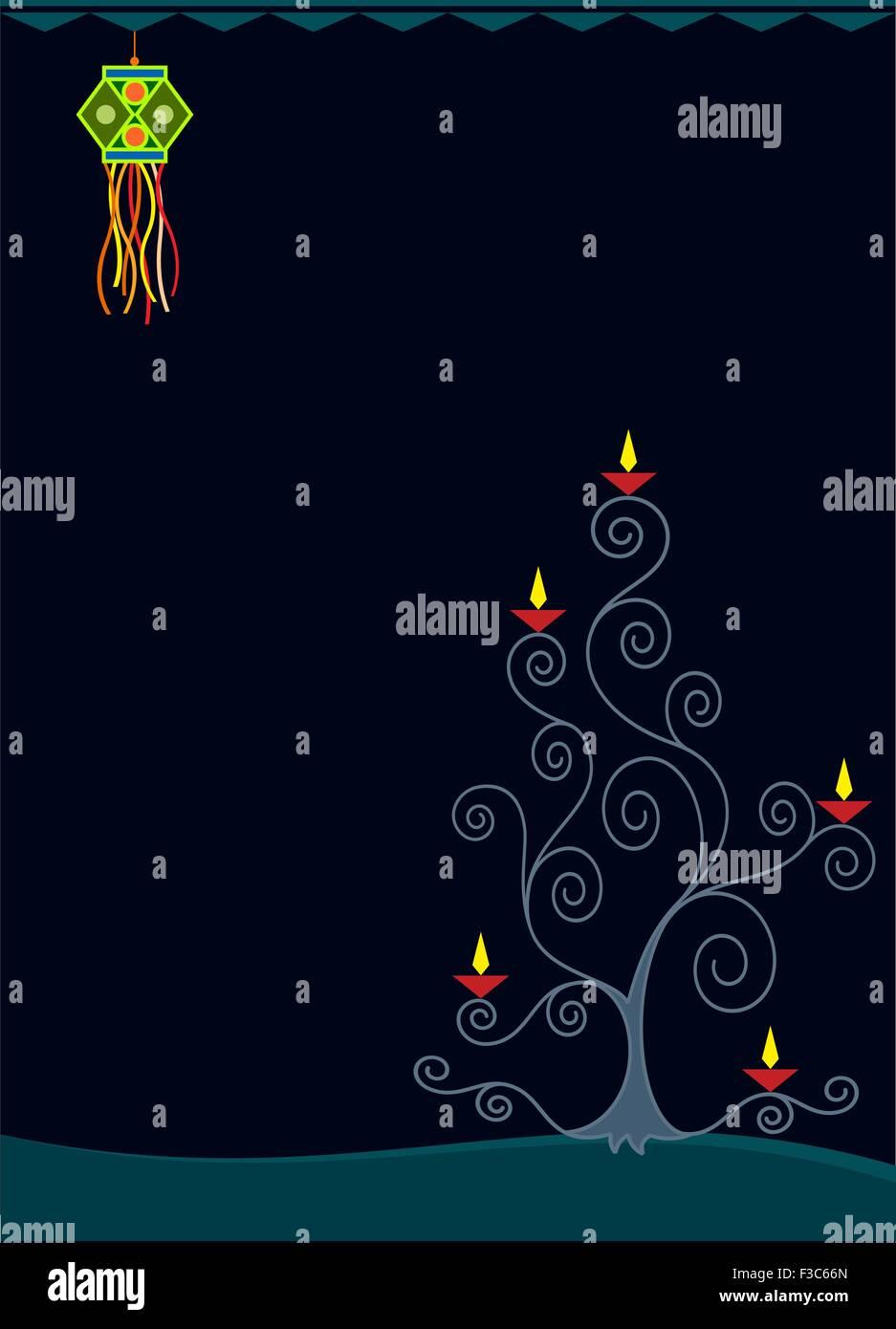 Artistic vector diwali diya design stock photos artistic vector diwali greeting design vector art stock image m4hsunfo