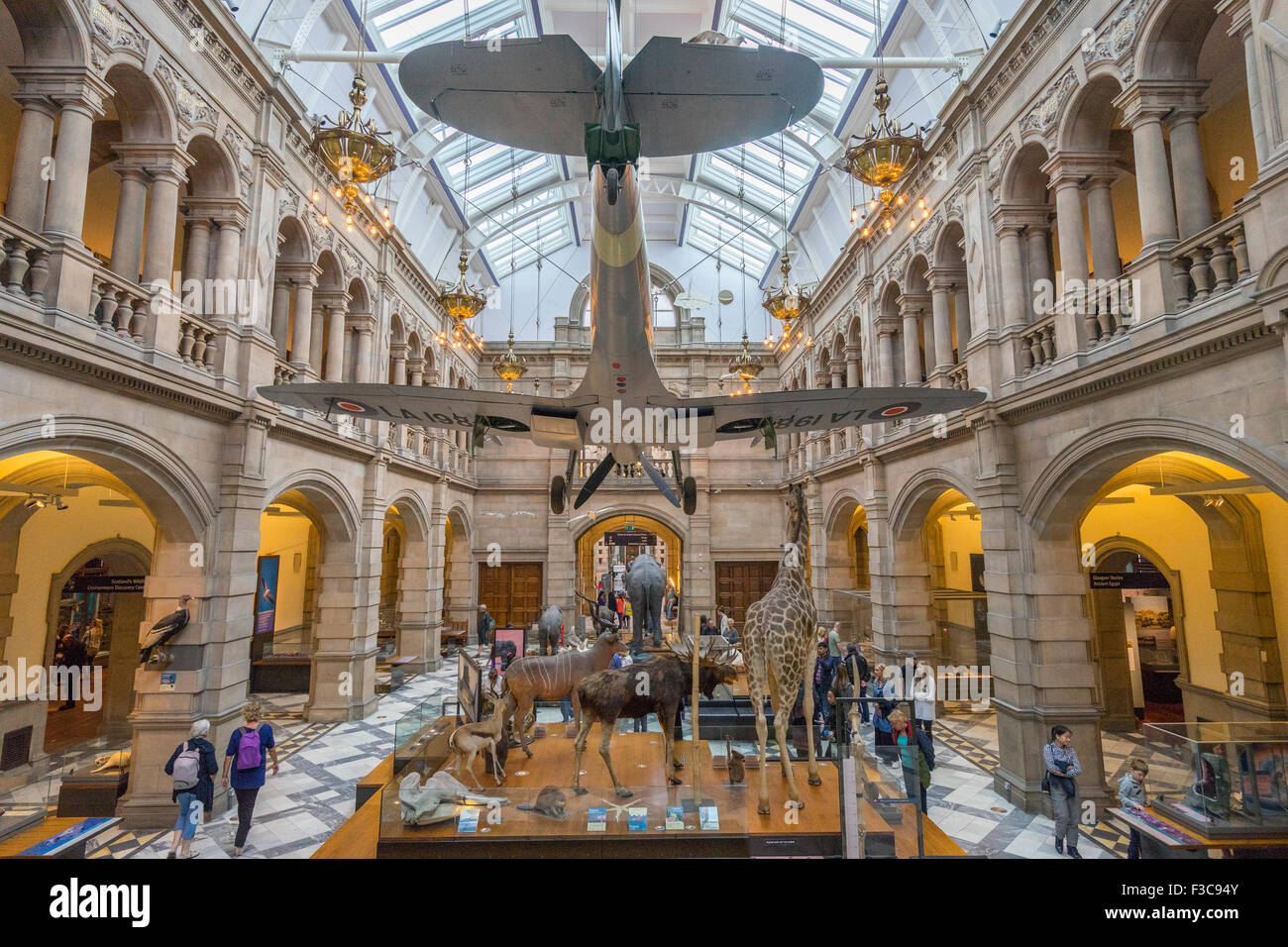 the museum and art gallery kelvingrove tourism essay Housed inside a striking sandstone victorian edifice, kelvingrove art gallery and  museum is one of scotland's most-visited cultural attractions works by dali.