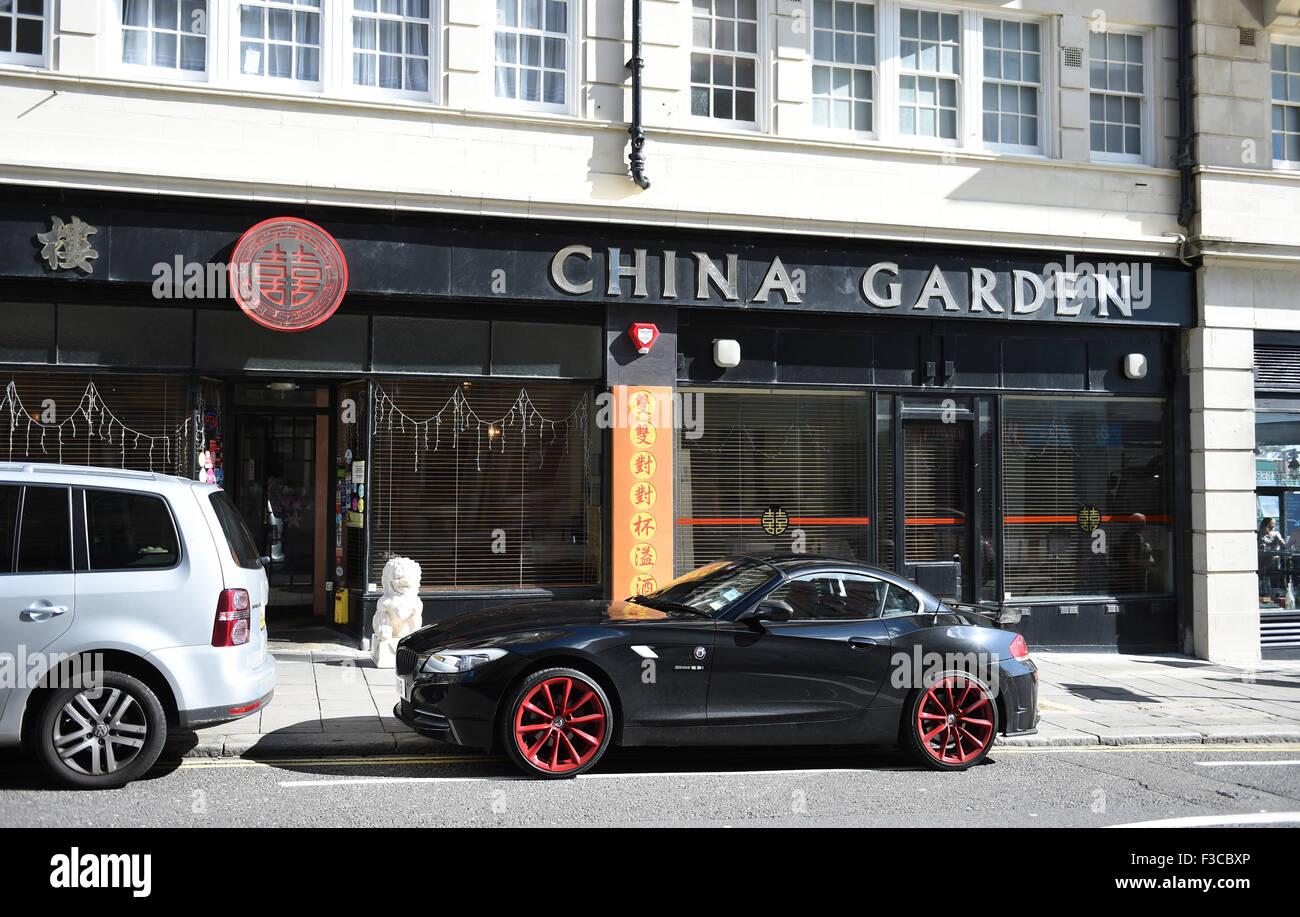 China Garden Restaurant Brighton Fasci Garden