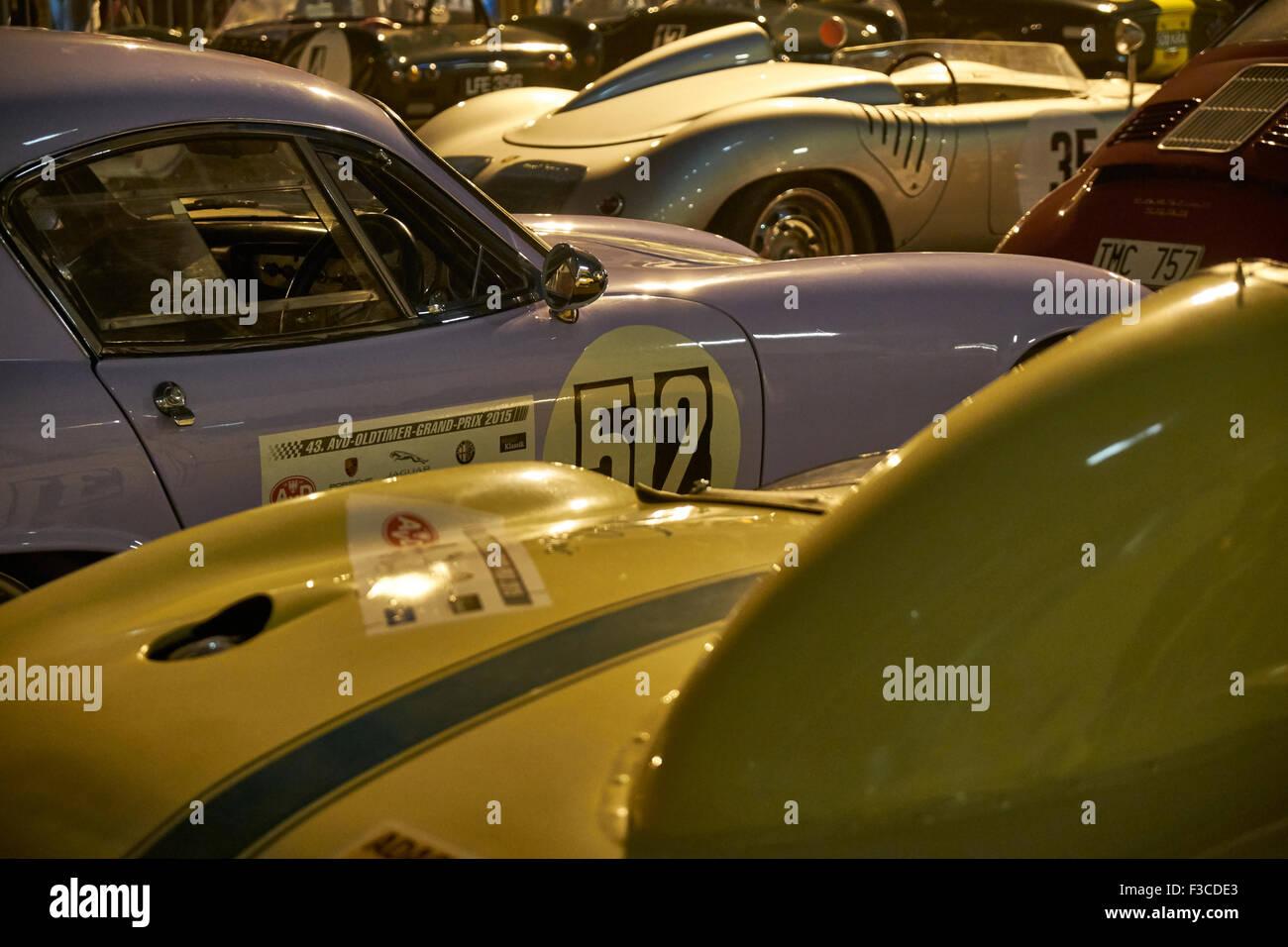 Lotus Elite,1959, 43.AvD Oldtimer-Grand-Prix 2015 Nürburgring, Nürburg,Rheinland-Pfalz,Germany - Stock Image