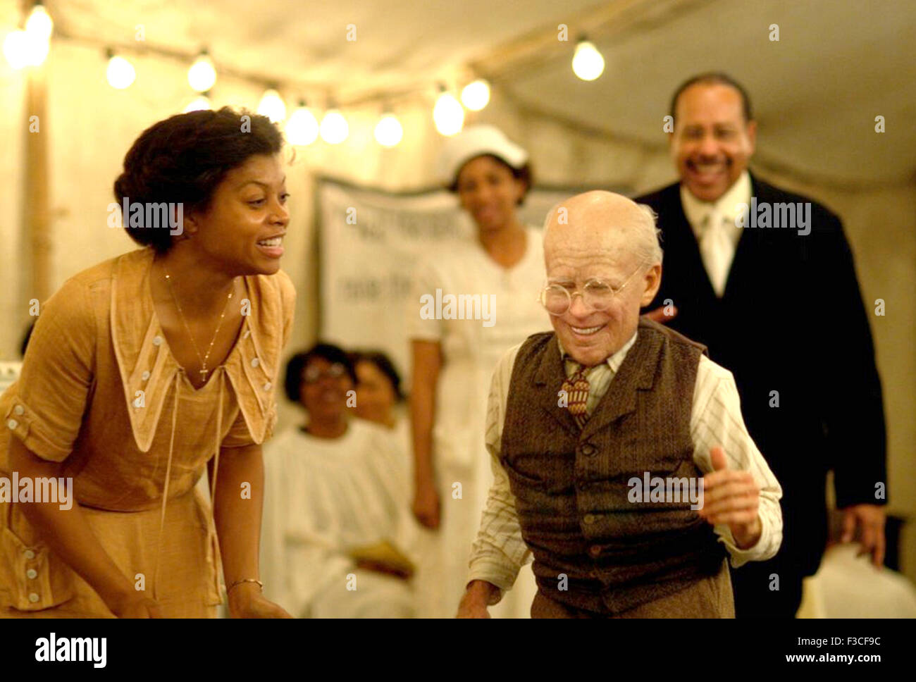 The Curious Case Of Benjamin Button 2008 Paramount Pictures Film With Stock Photo Alamy