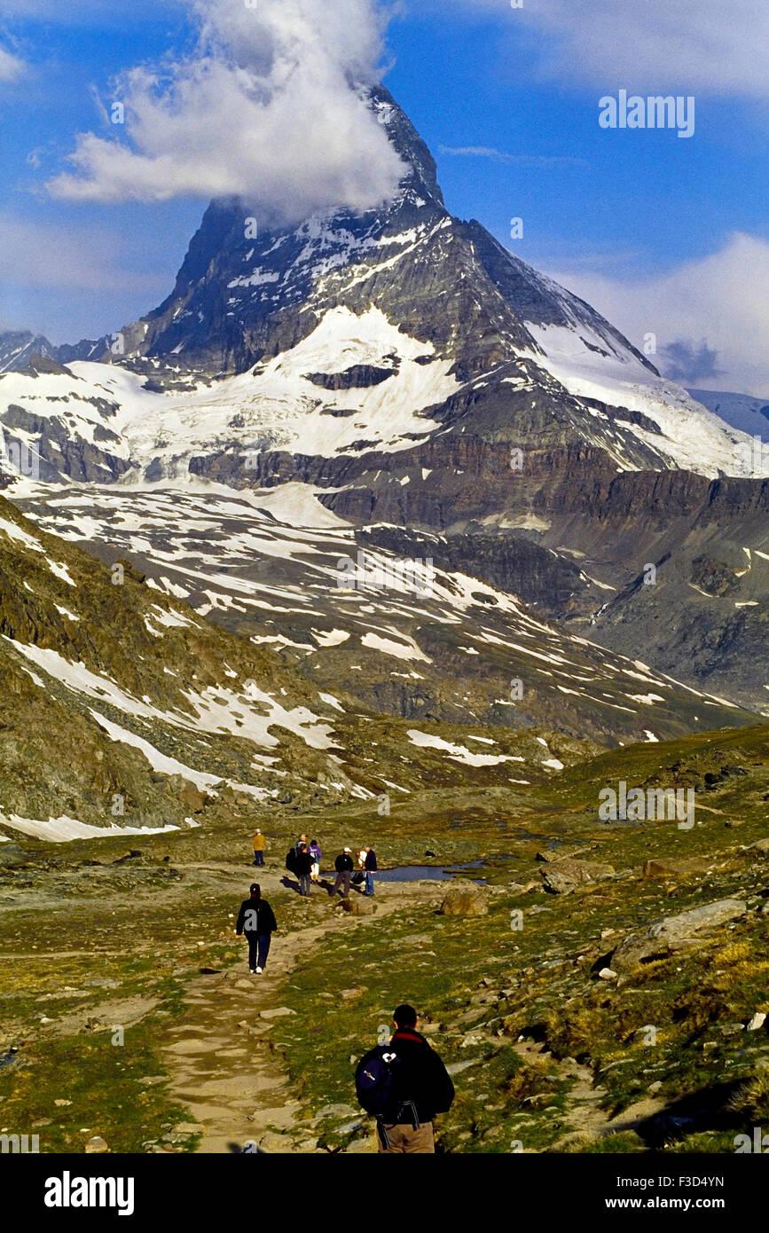 Switzerland. Europe - Stock Image