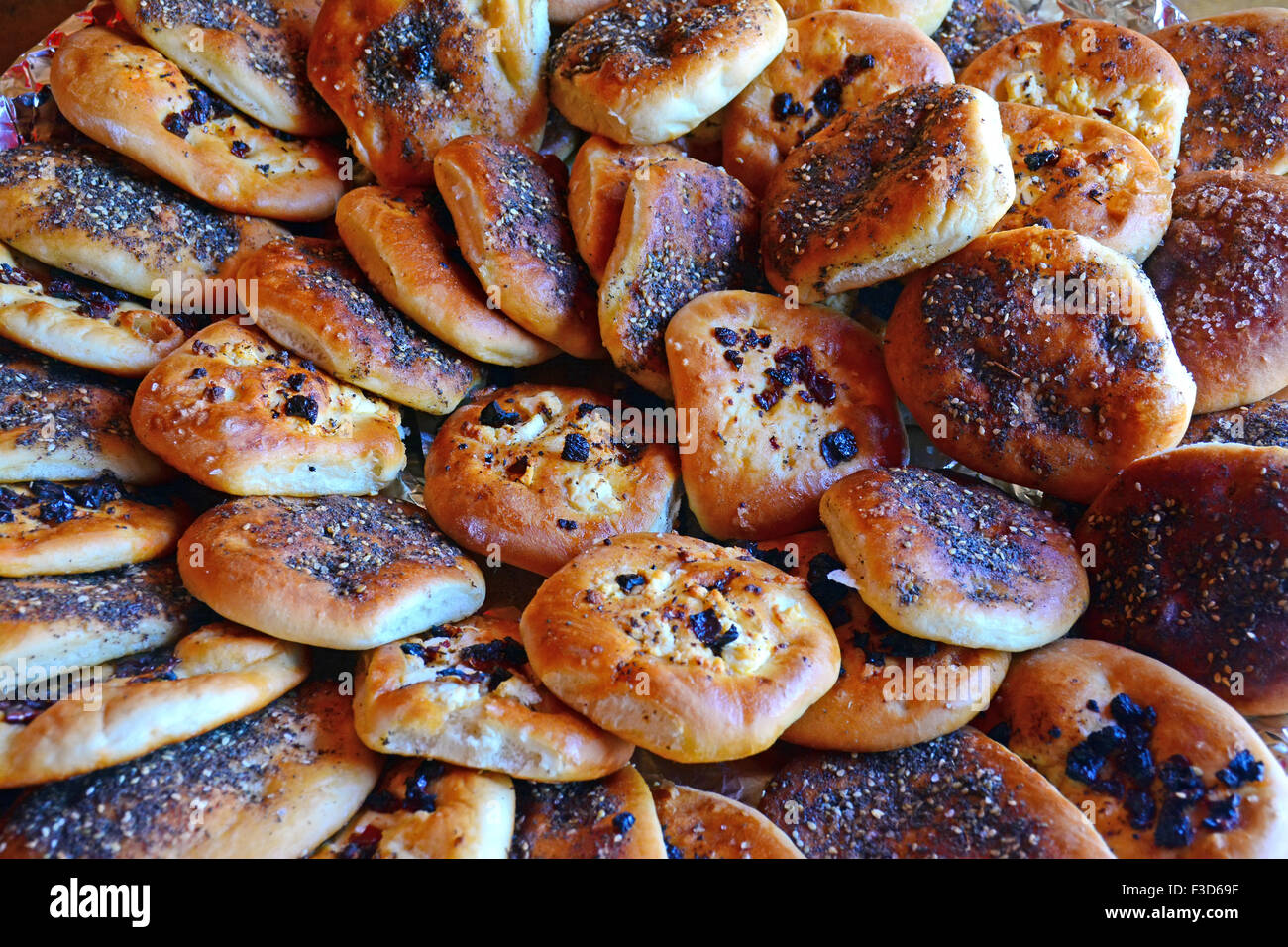 North African pastries - Stock Image