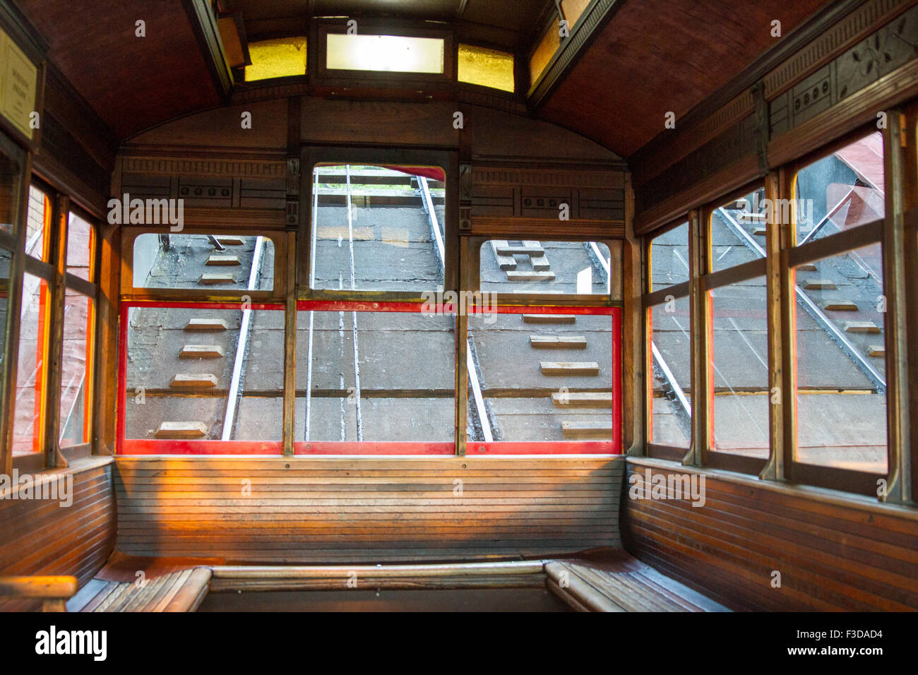 Pittsburgh Incline - Stock Image
