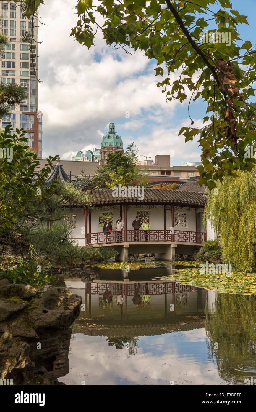 Dr Sun Yat Sen Classical Chinese Garden Stock Photos & Dr Sun Yat ...