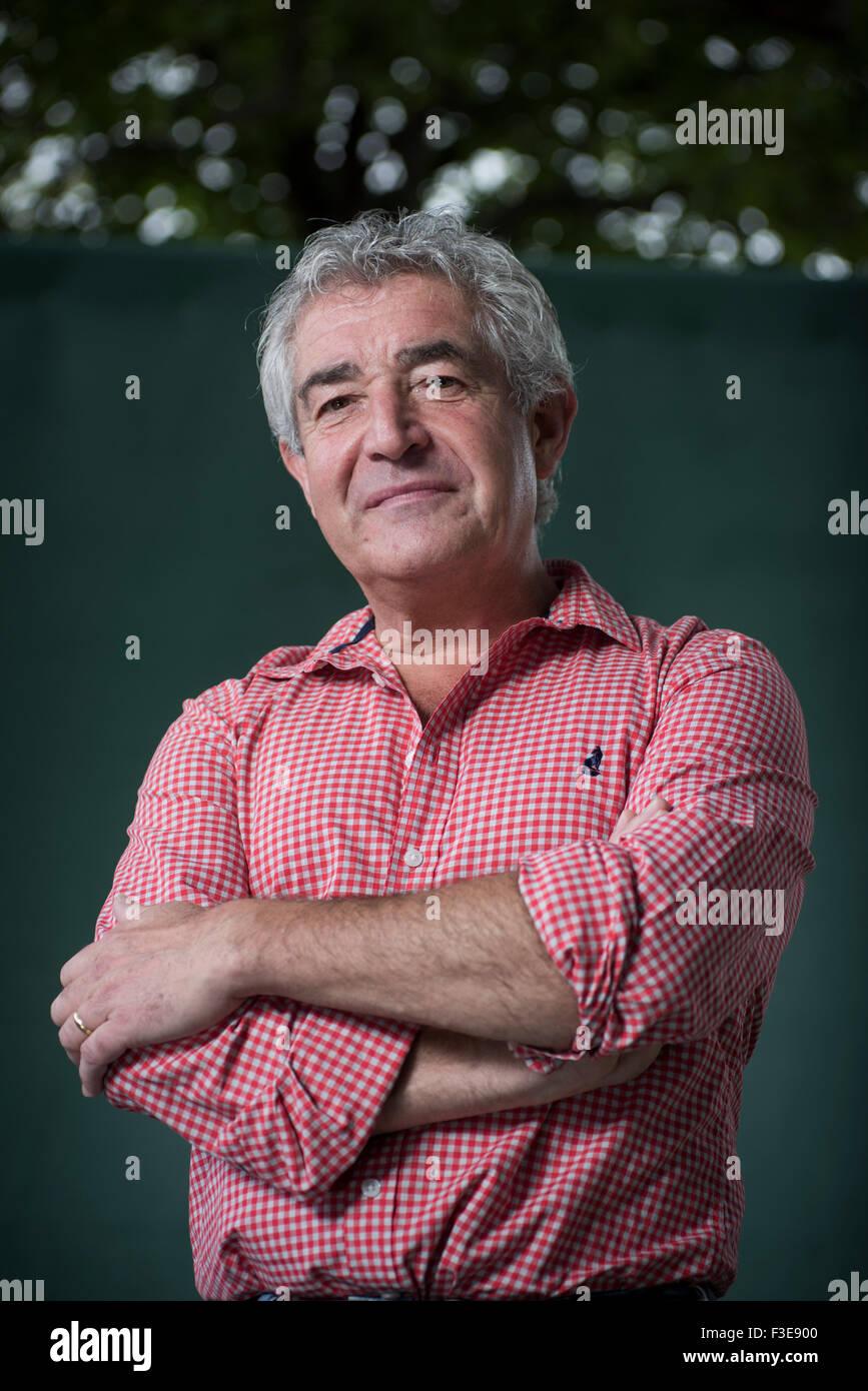 British campaigner, writer and environmentalist Tony Juniper. - Stock Image
