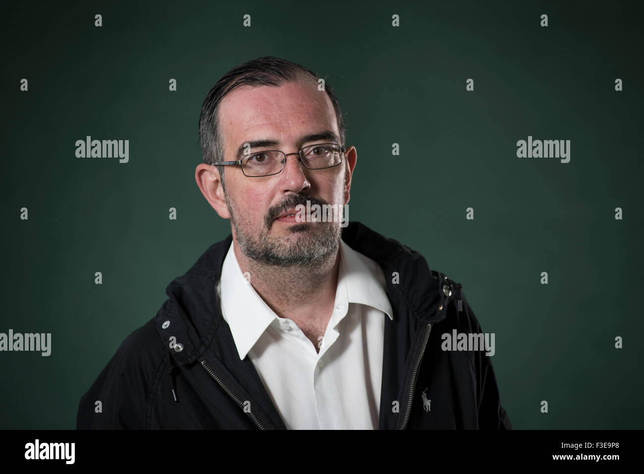 Mexican author Pablo Soler Frost. Stock Photo