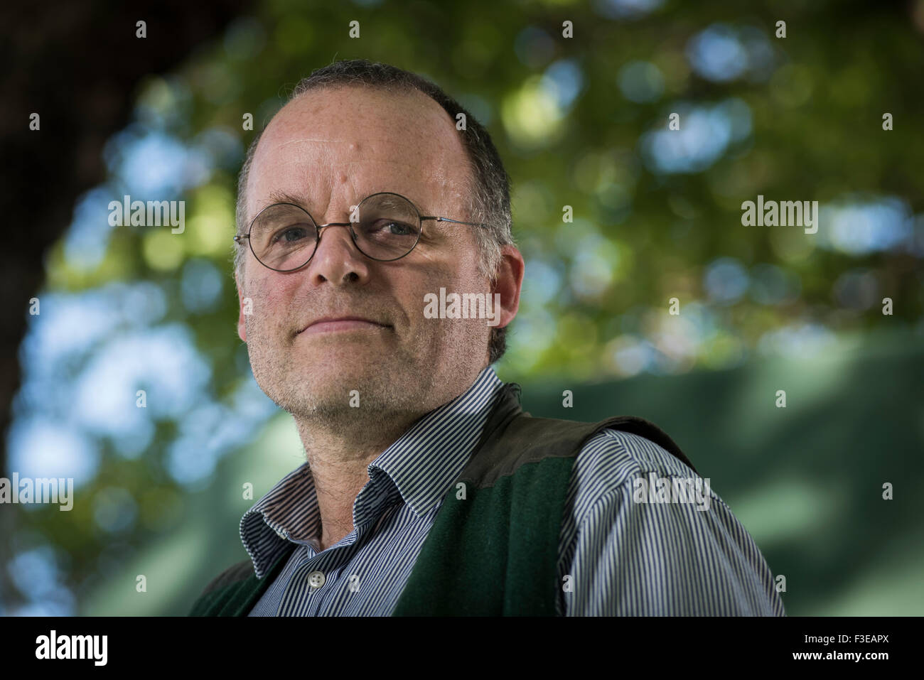 Writer and researcher Andy Wightman. - Stock Image