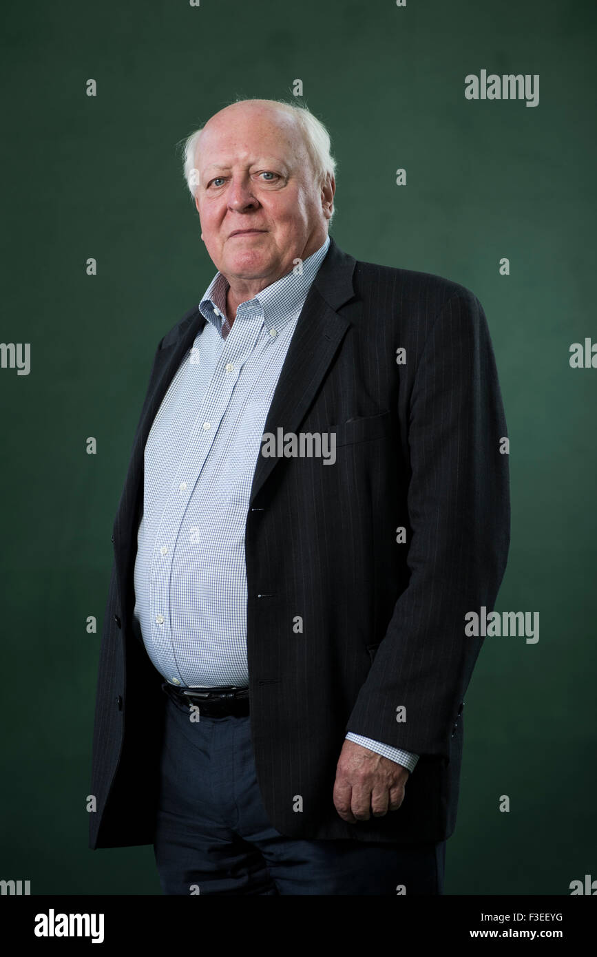 Founding partner and Managing Director of the China team at Trusted Sources, Jonathan Fenby. - Stock Image
