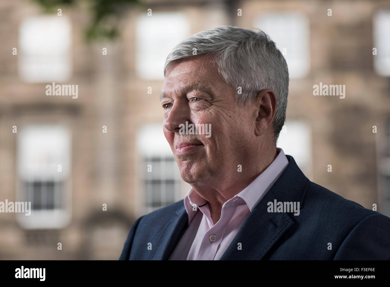 British Labour Party politician Alan Johnson. - Stock Image