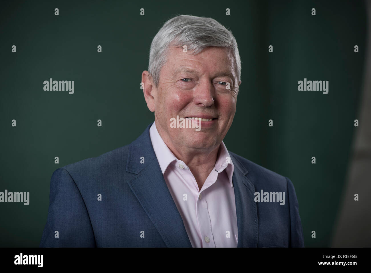 British Labour Party politician Alan Johnson. Stock Photo