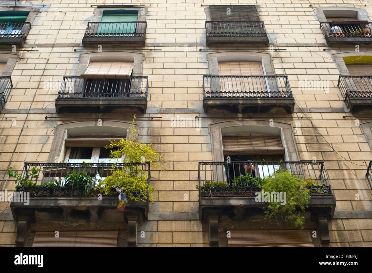 Spanish Window Wrought Iron Balcony Stock Photos Amp Spanish