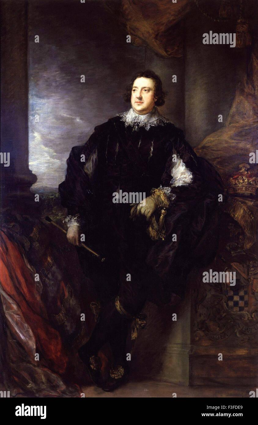 Thomas Gainsboroug - Charles Howard, 11th Duke of Norfolk - Stock Image
