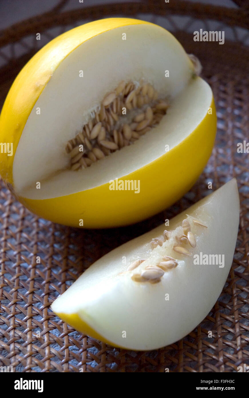 Casaba Melon High Resolution Stock Photography And Images Alamy