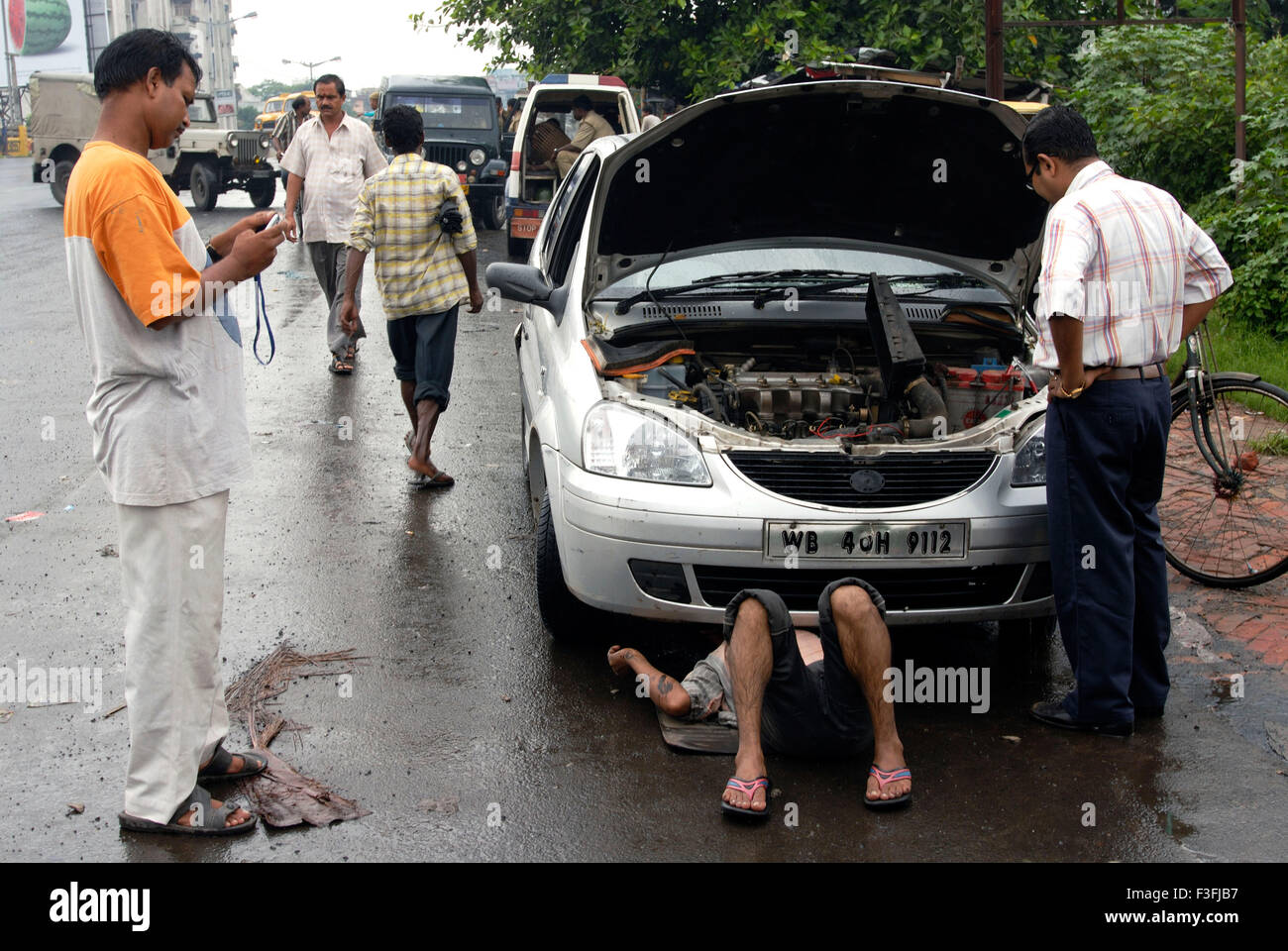 how to become a car mechanic in india