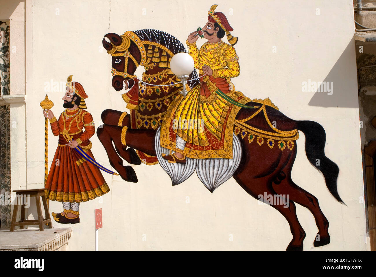 King On Horse High Resolution Stock Photography And Images Alamy