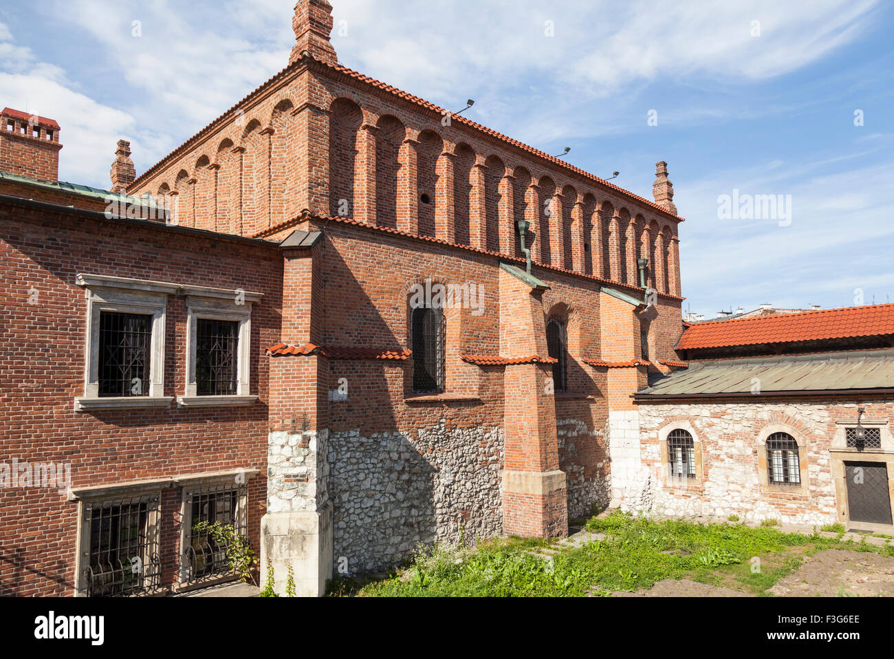 The old Synagogue, Krakow, Poland - Stock Image