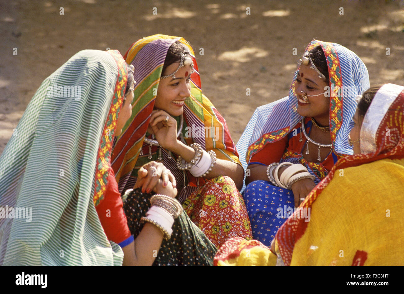 Indian Women Jaipur Rajasthan Fine Art Photography India No