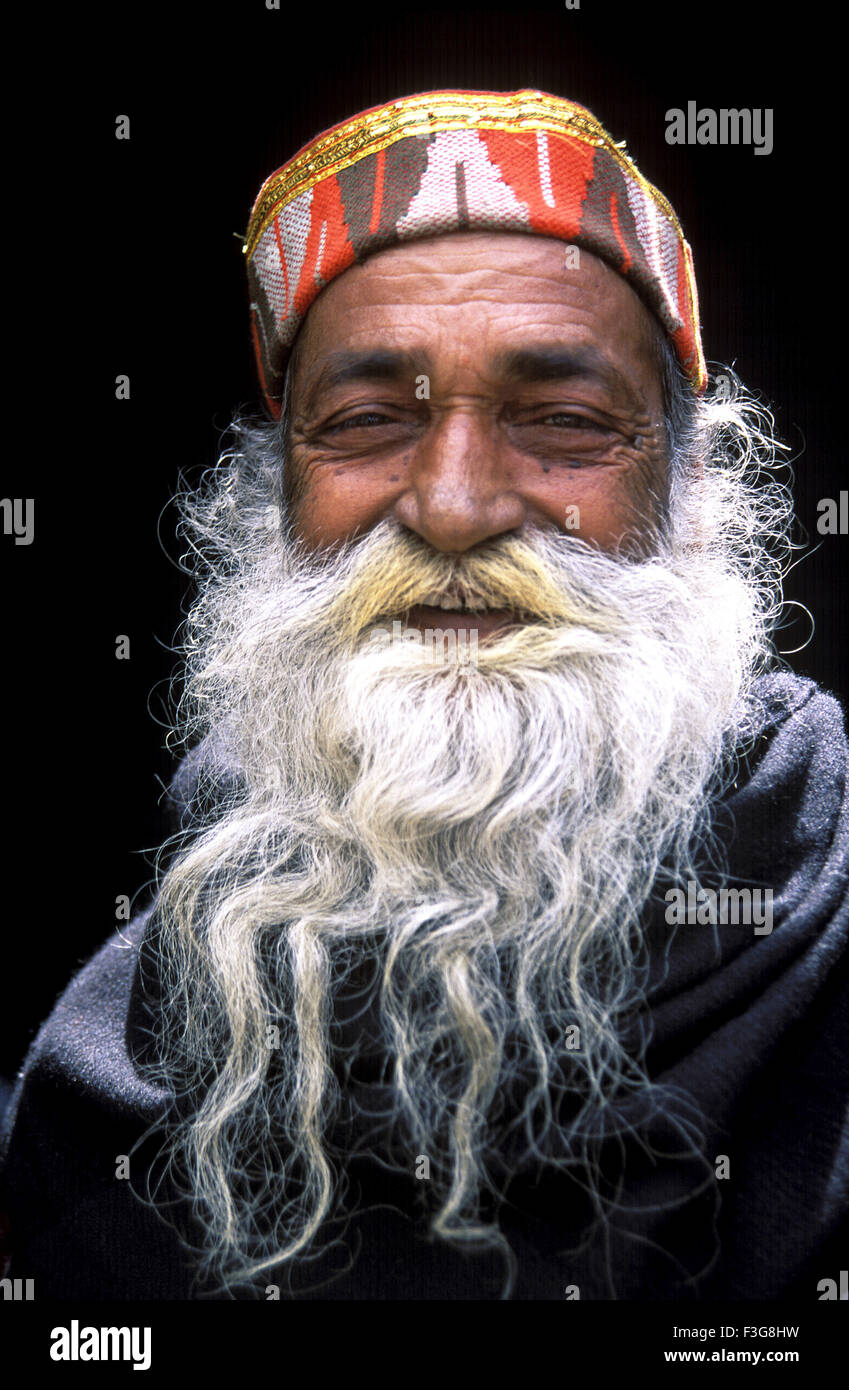 old man kulu himachal pradesh fine art photography india no