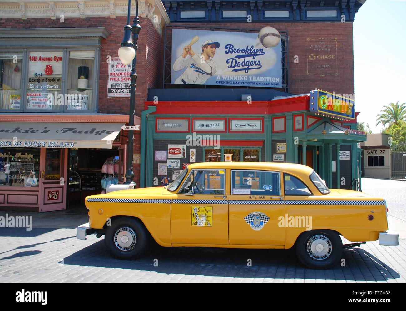 Universal Studios ; Los Angeles ; California ; U.S.A. United States of America - Stock Image