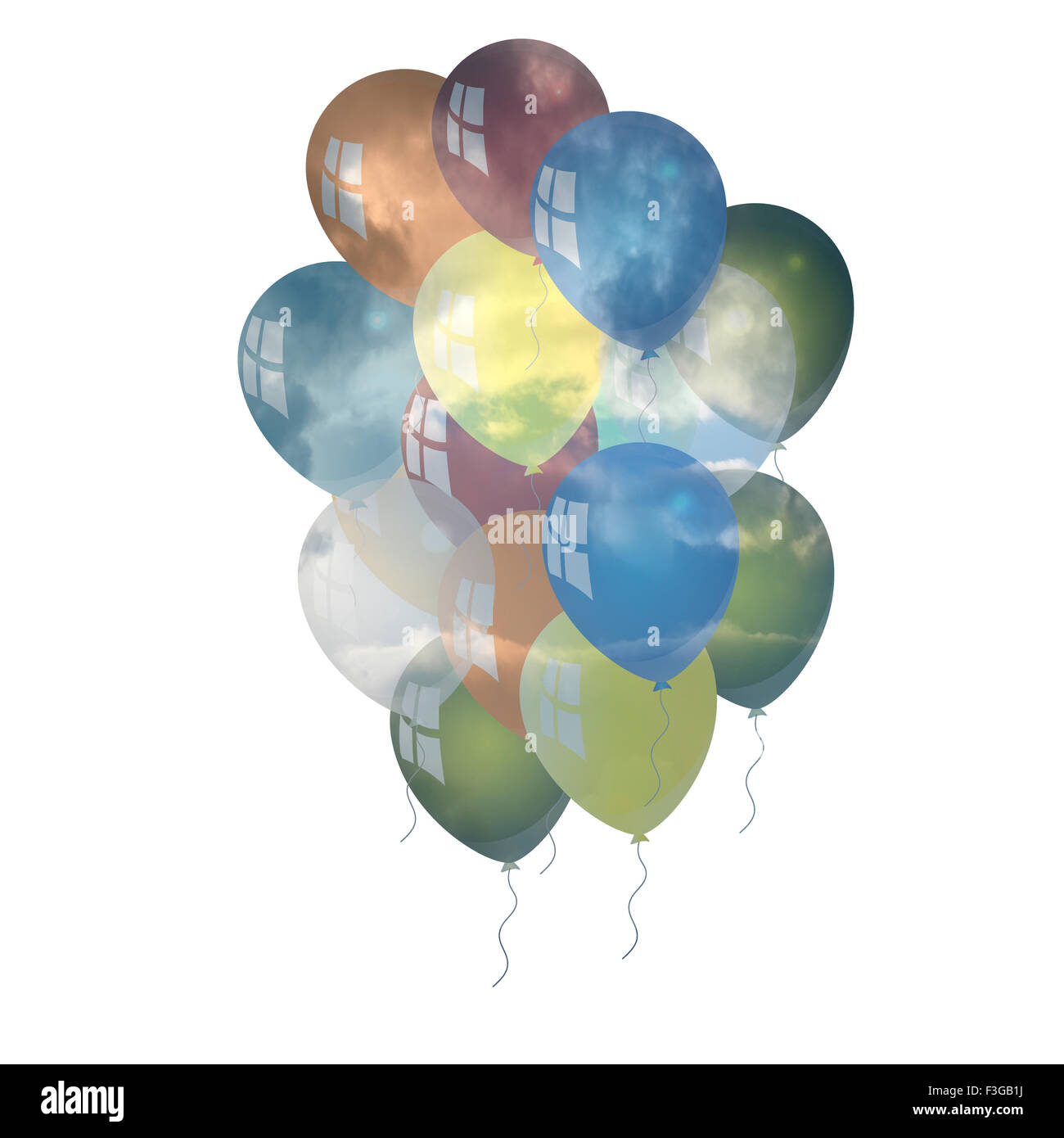 Balloon, Celebration, Group, Event, Festival, Colour, Fun, Party ...