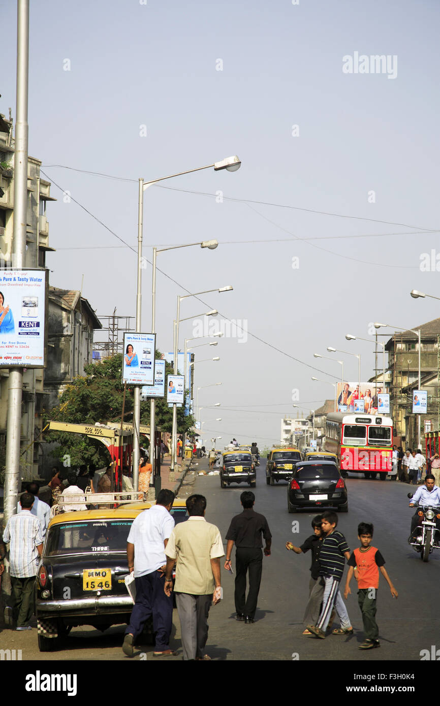 Road transportation at Grant road