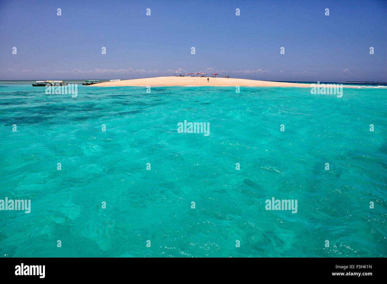 Tanzania, Zanzibar, Unguja, Niamembe Island. - Stock Image