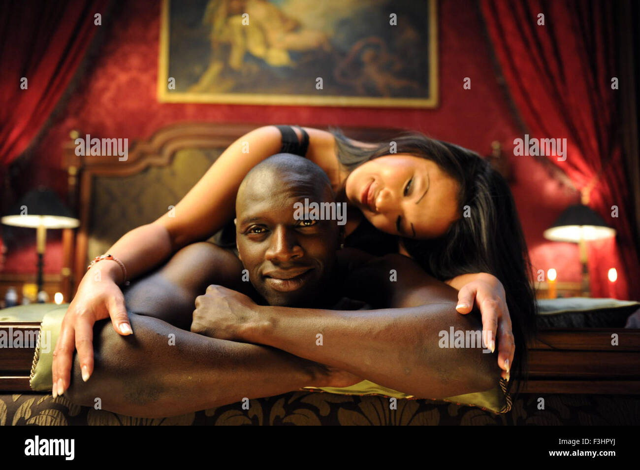 The Intouchables, UK: Untouchable) is a 2011 French comedy-drama film directed by Olivier Nakache & Éric - Stock Image