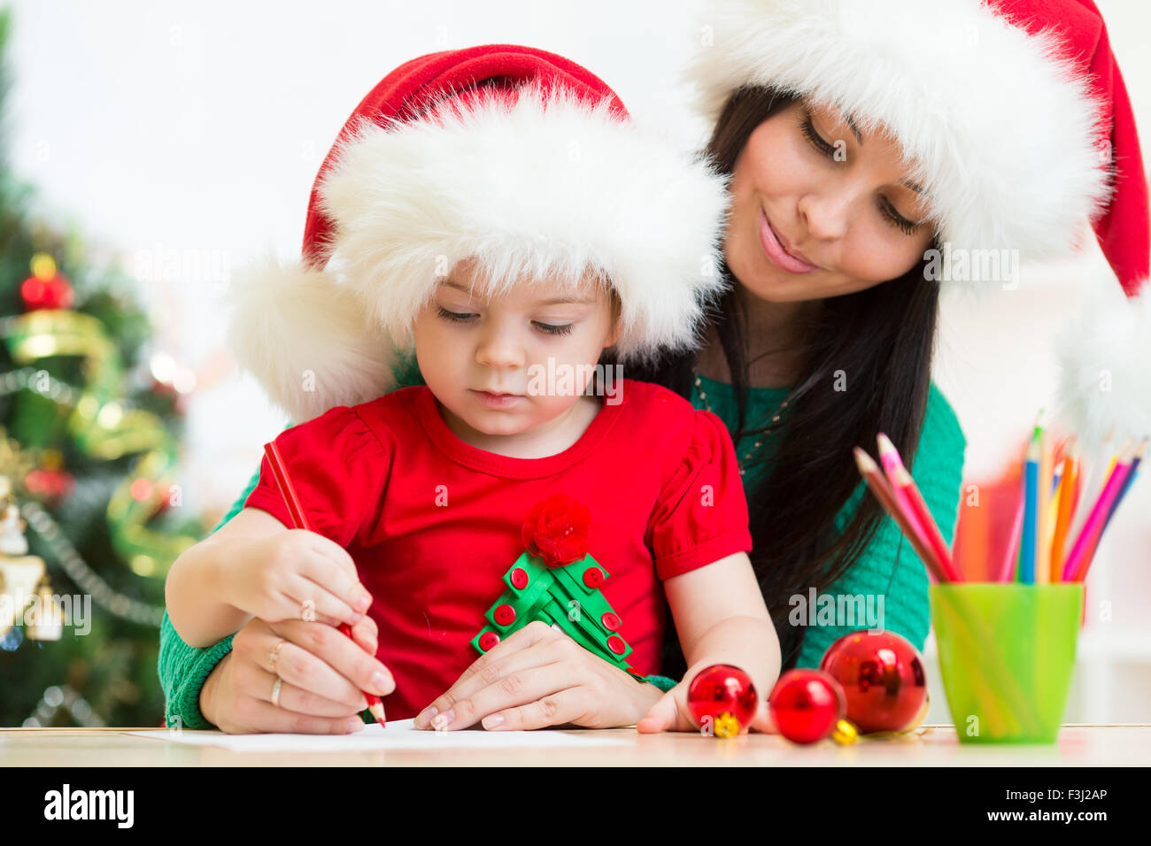 Letter To Santa Stock Photos  Letter To Santa Stock Images  Alamy