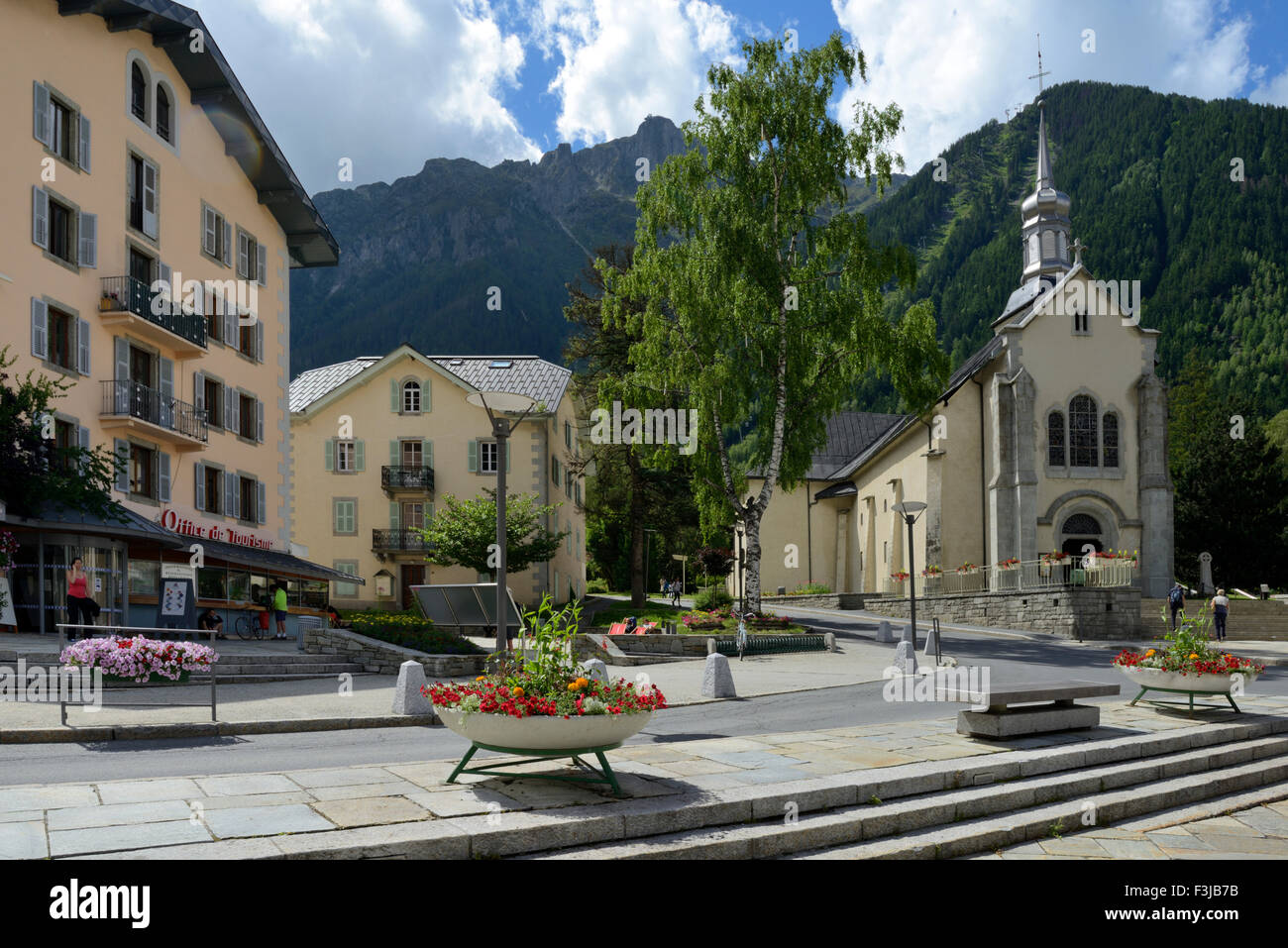 Office du tourisme chamonix mont blanc - Meteo chamonix office tourisme ...