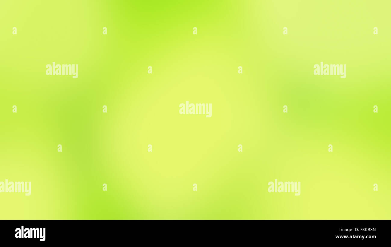 Green Blurred Background in Full 4K Resolution - Stock Image