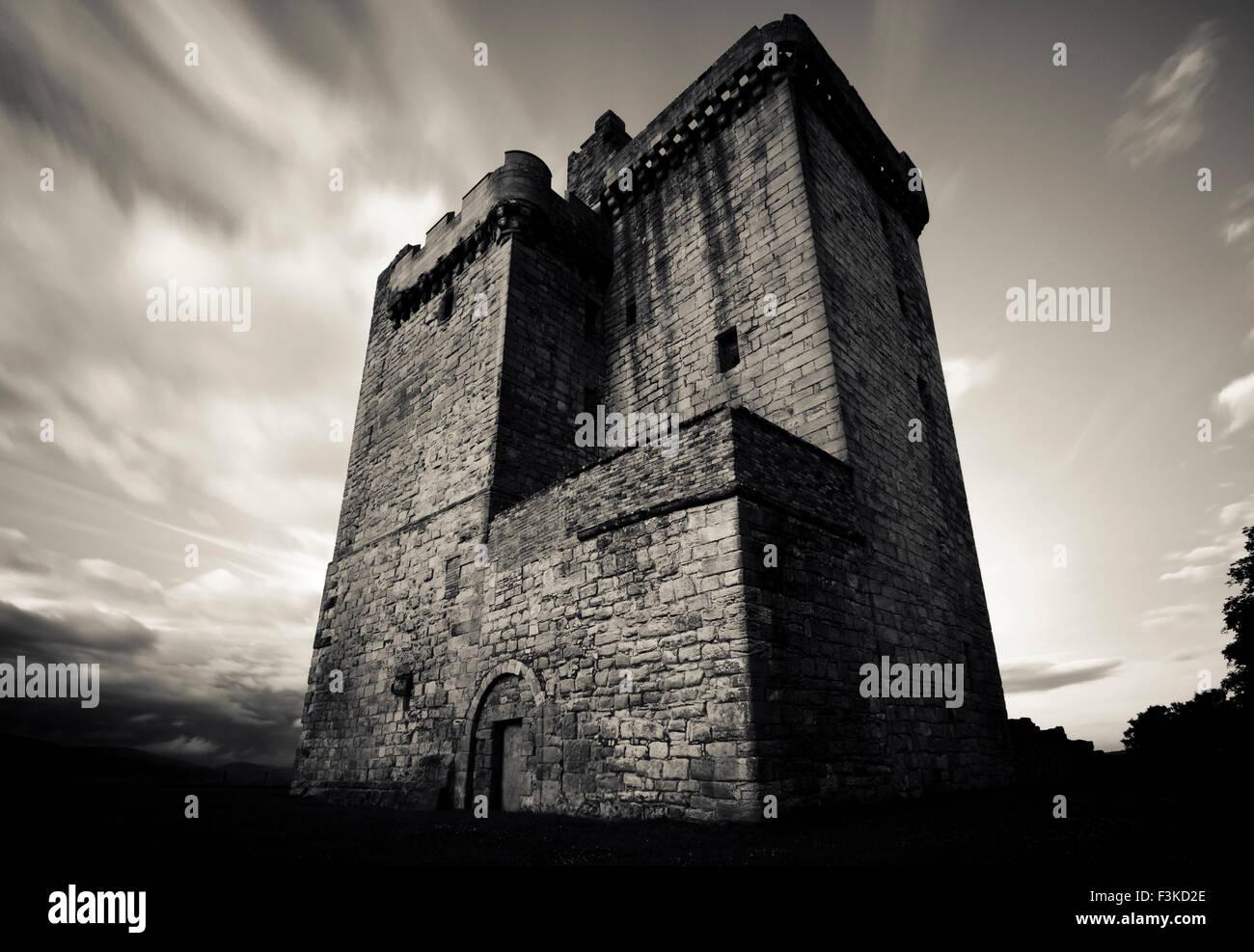 Clackmannan Tower - Stock Image