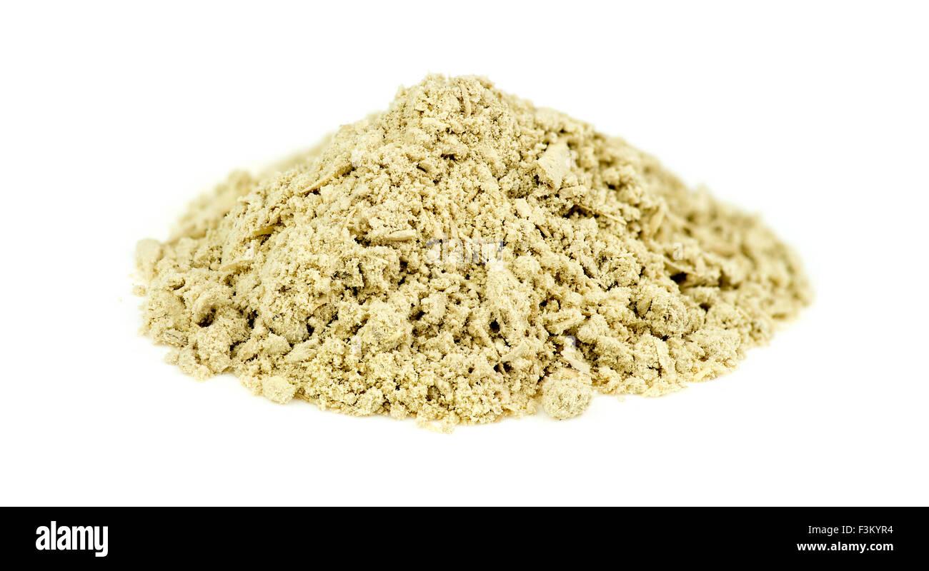 Macro closeup of kava root - Stock Image