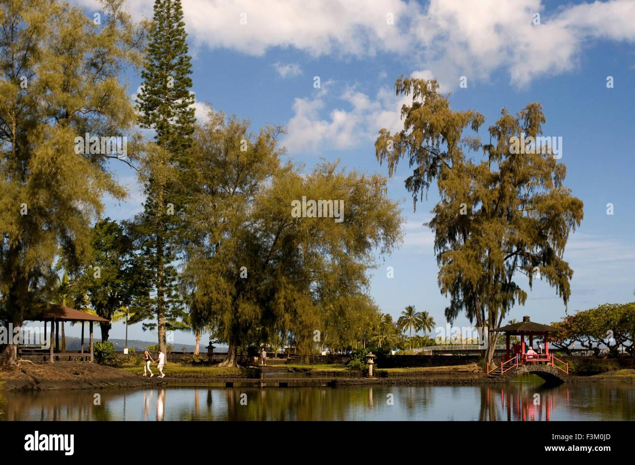 Liliuokalani Gardens Stock Photos & Liliuokalani Gardens Stock ...