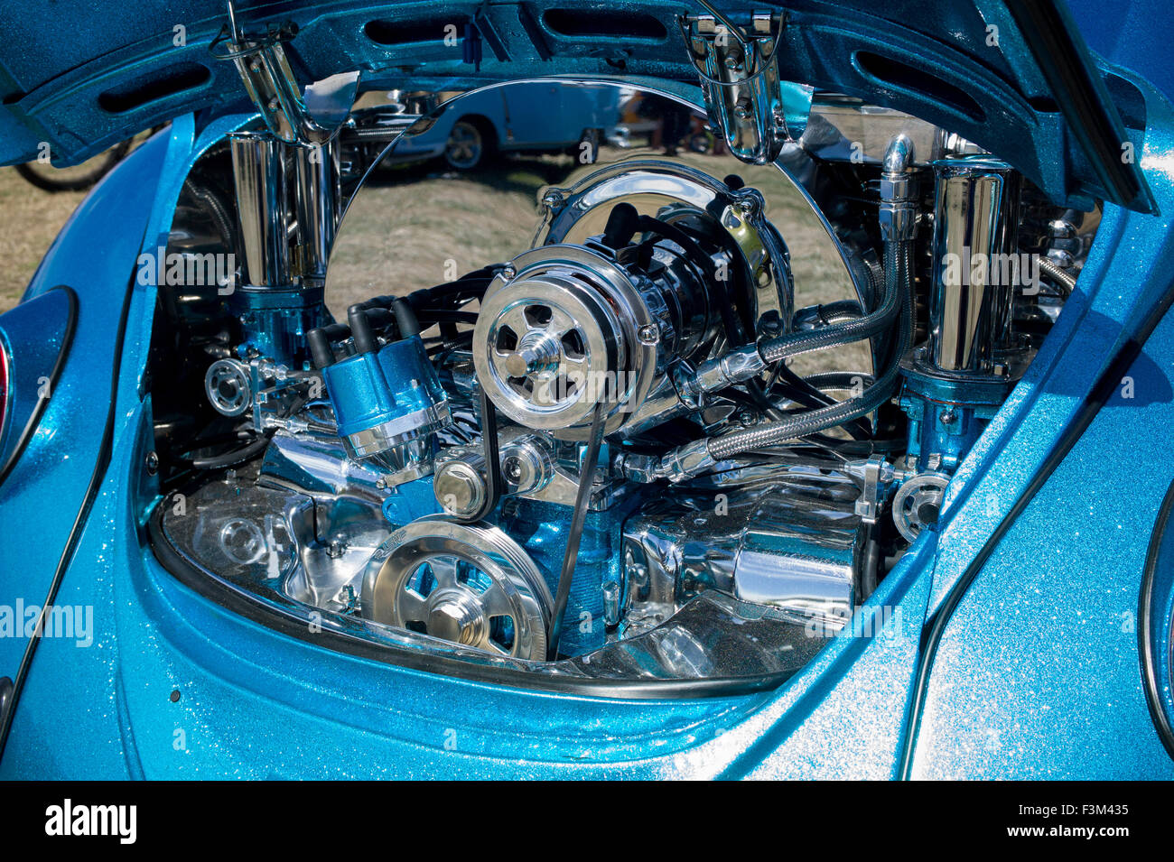Vw Engine High Resolution Stock Photography And Images Alamy