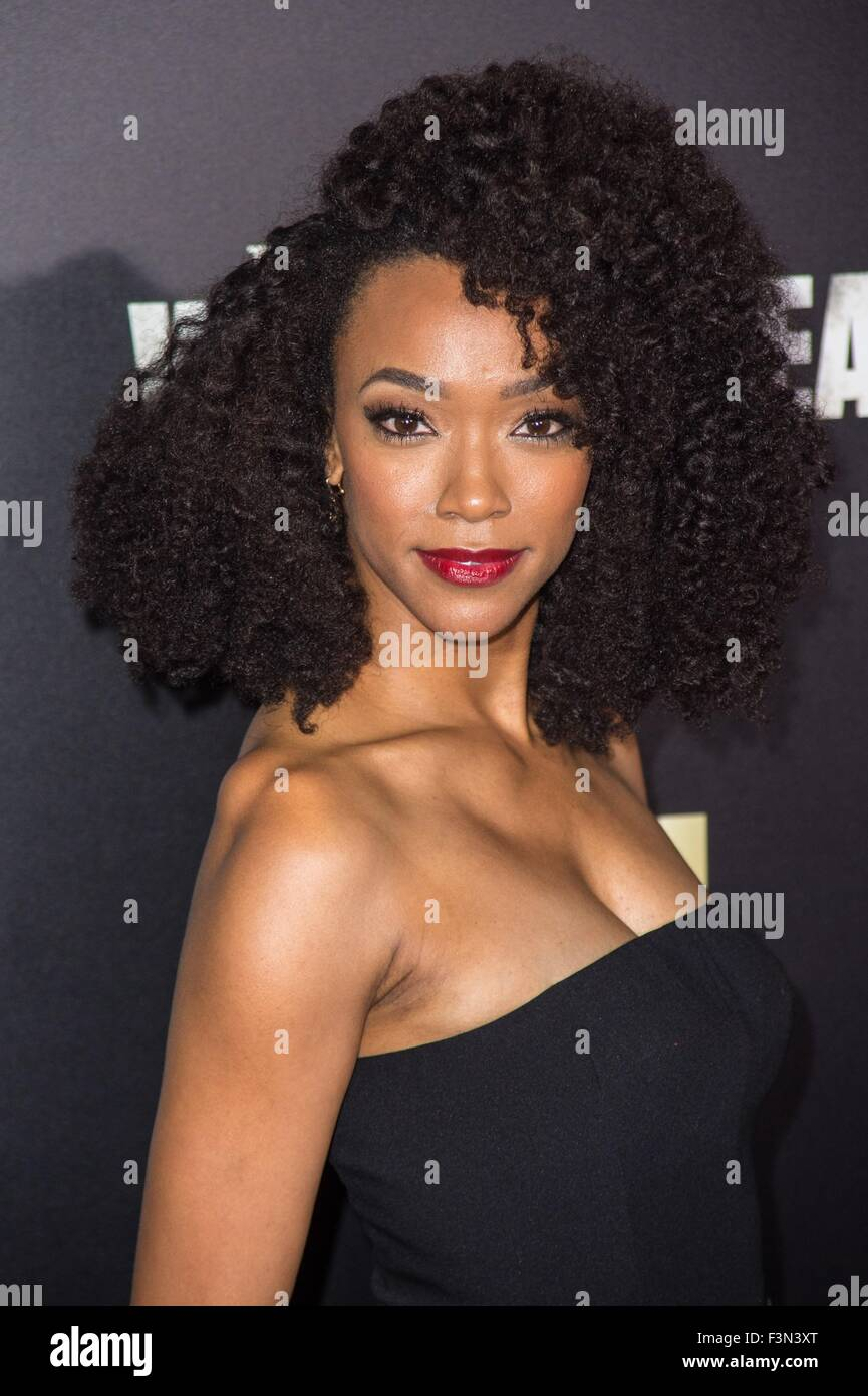 Watch Sonequa Martin-Green video