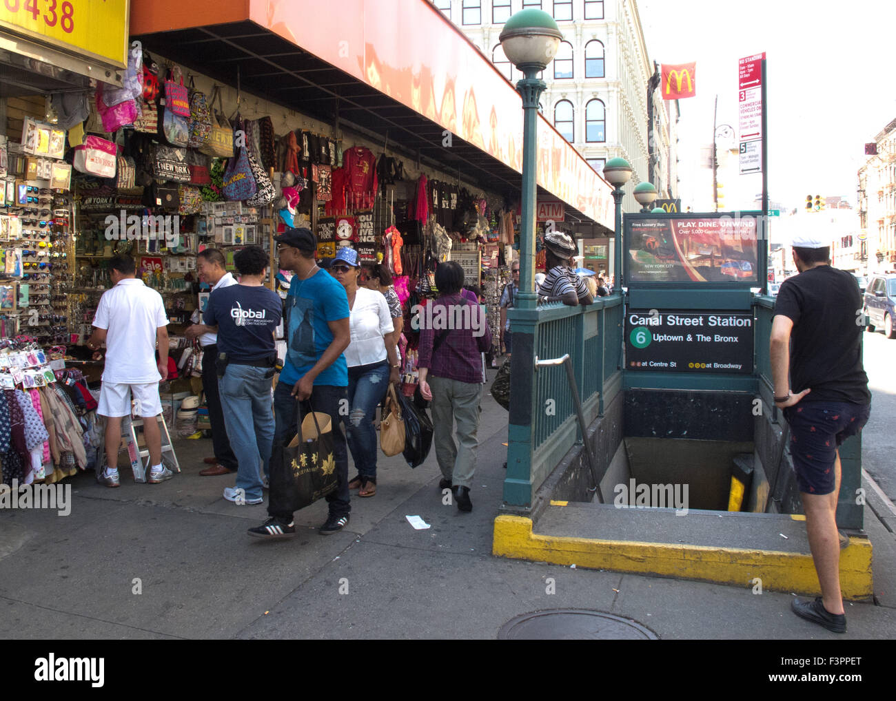 Canal Street New York Stock Photos   Canal Street New York Stock ... 1fd35be3b32f4