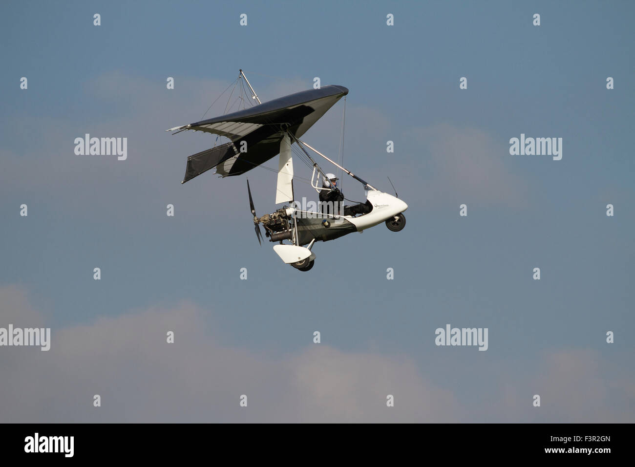 Microlight Aircraft Stock Photos & Microlight Aircraft Stock