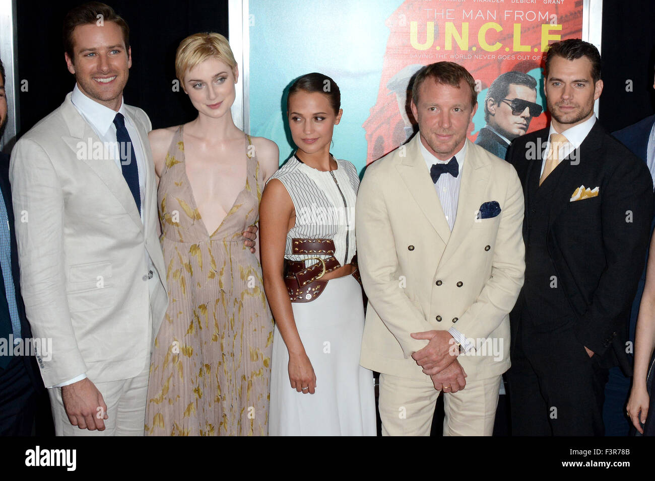 Elizabeth Debicki And Alicia Vikander High Resolution Stock Photography And Images Alamy