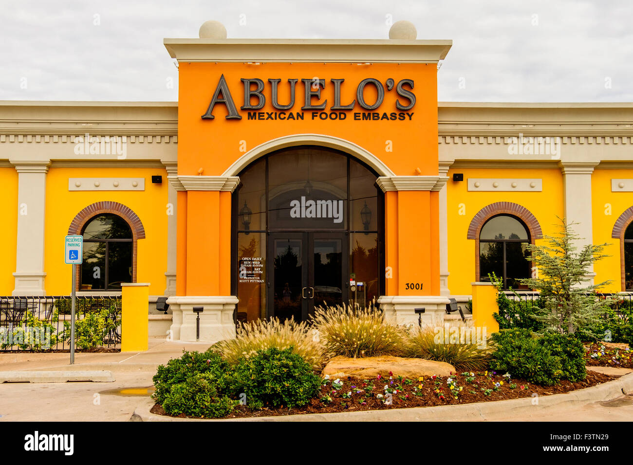 Abuelo S Mexican Food Embassy A Restuarant Serving Mexican Cuisine