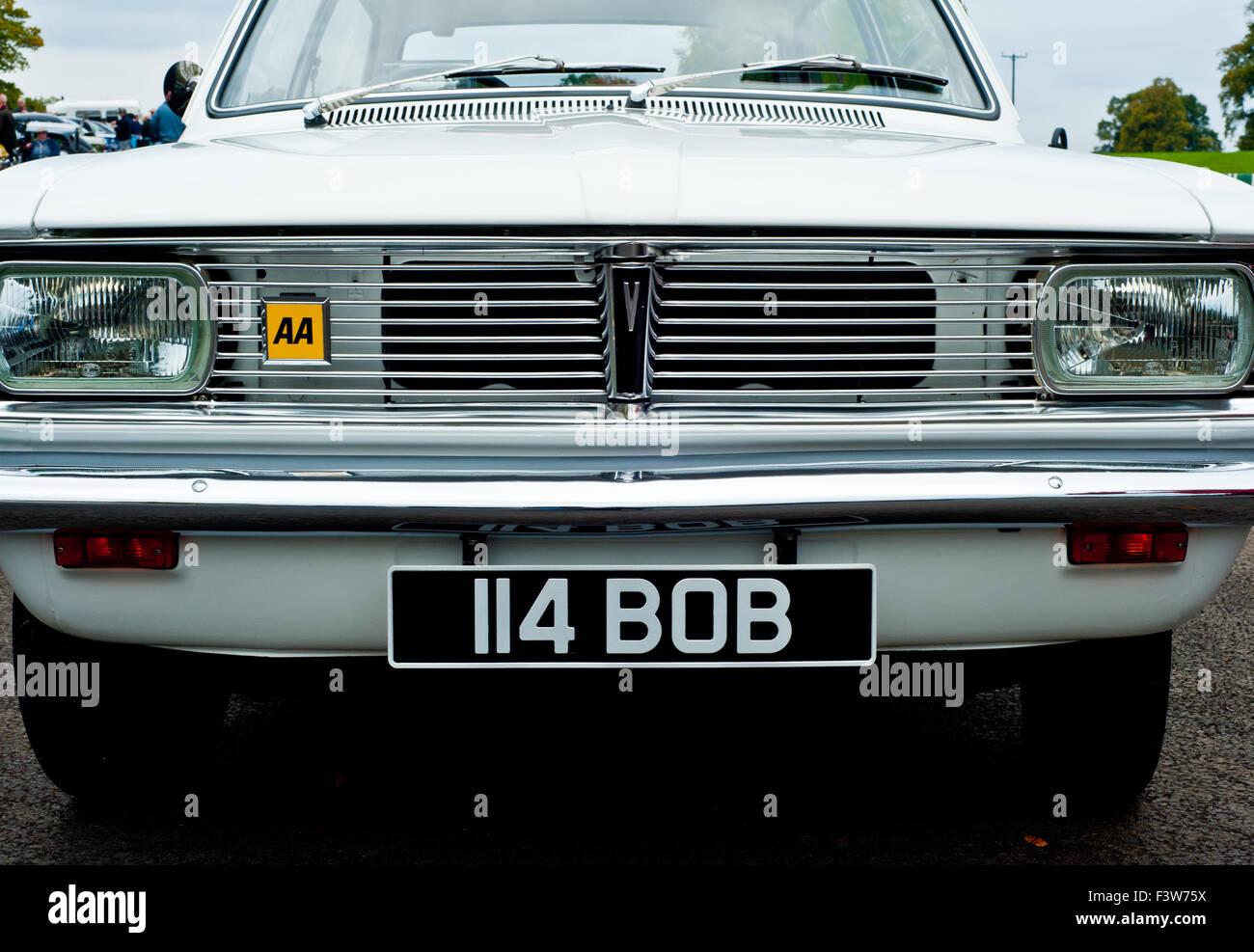 Vauxhall Viva Stock Photo