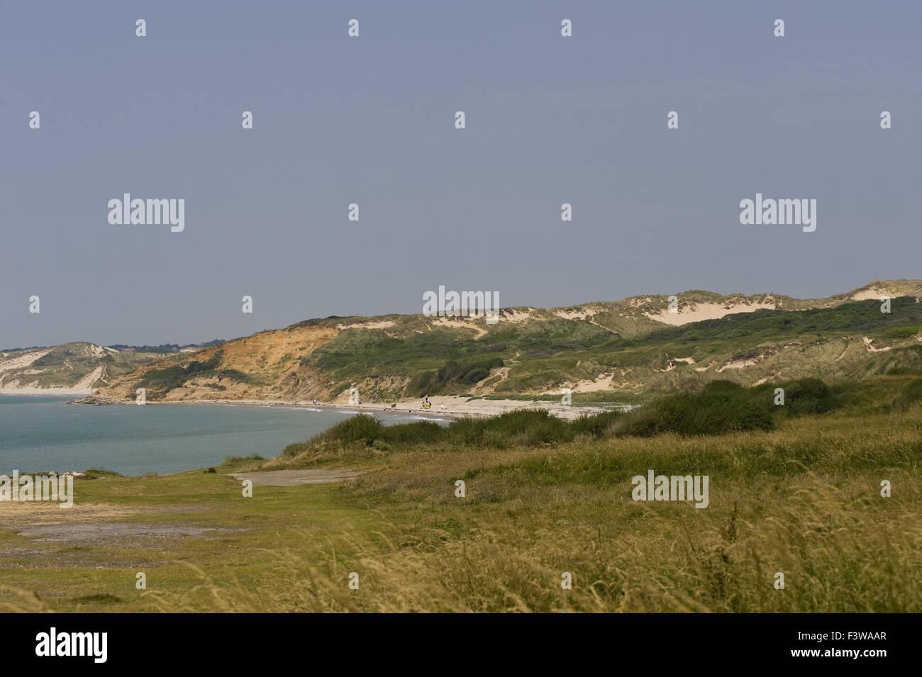 Dune de la Slack - Stock Image