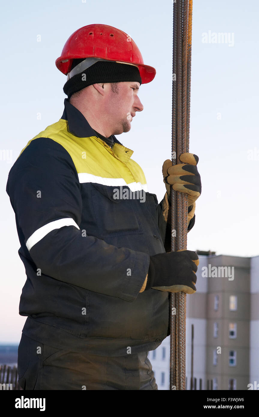 builder constructor - Stock Image