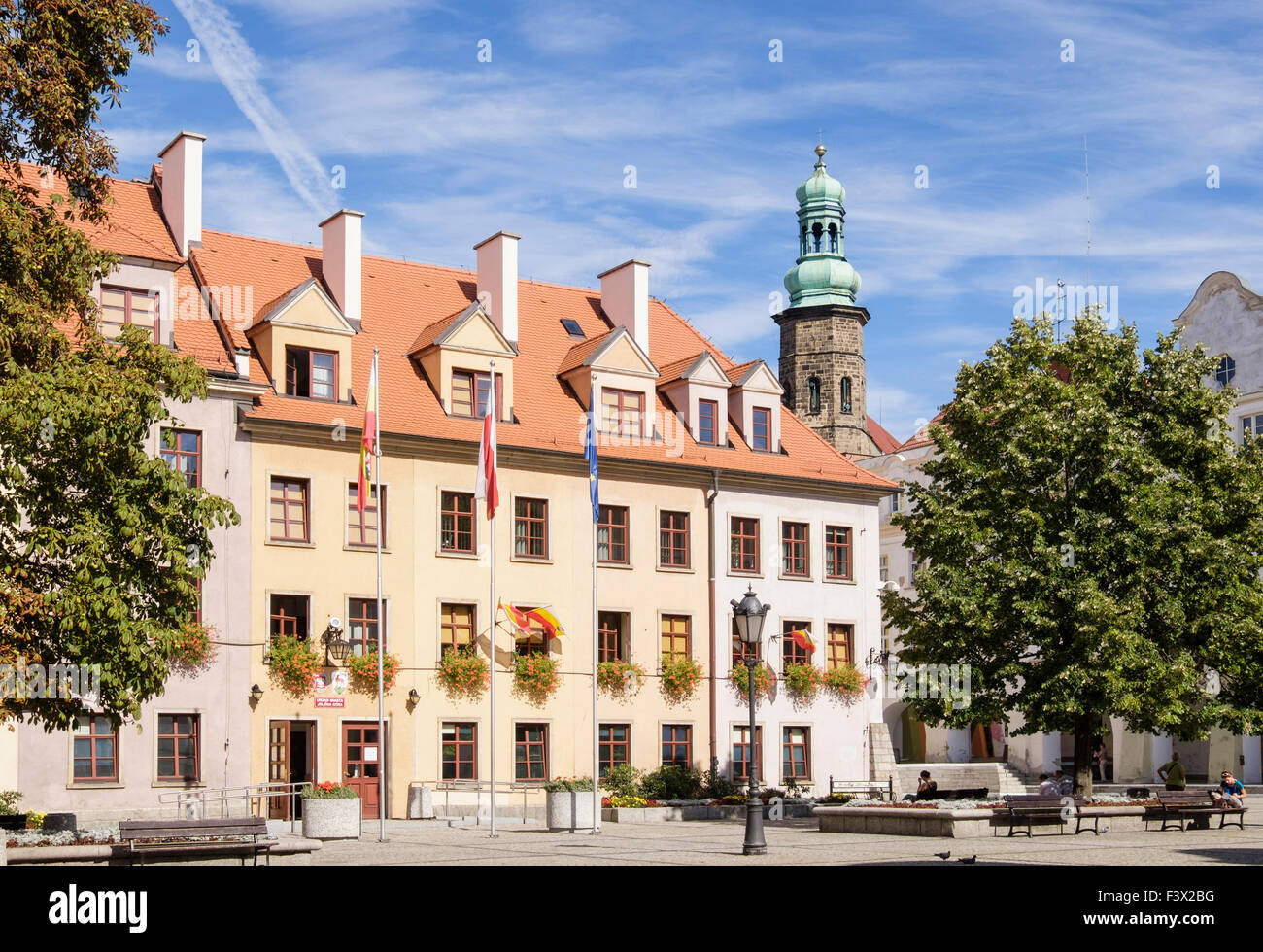 the seven houses now part of the townhall in plac ratuszowy or town rh alamy com house_owner skin house_owner