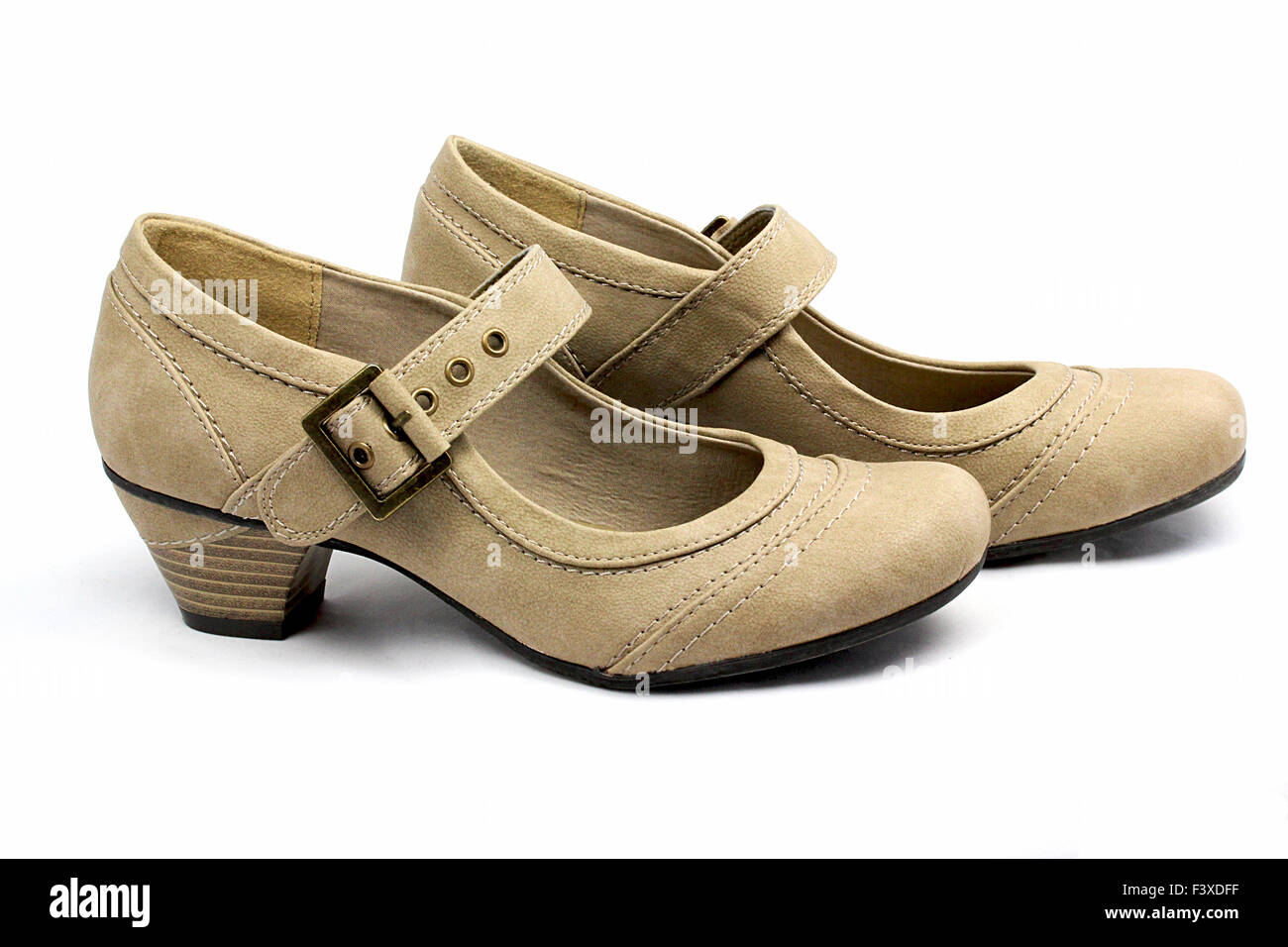 shoes for woman - Stock Image