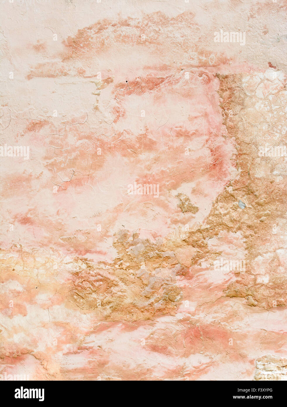 Earthy background in warm colors - Stock Image
