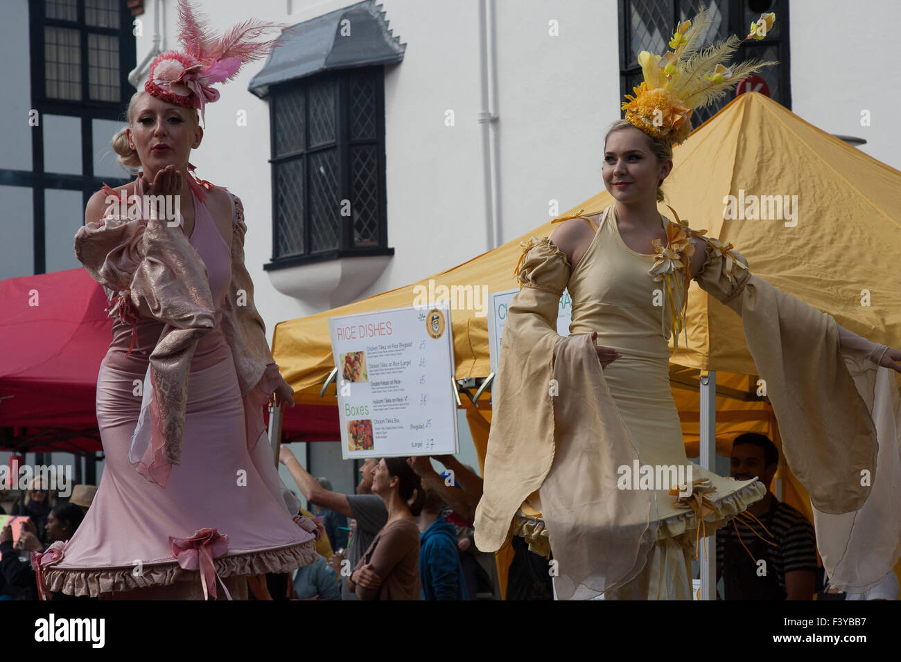 Kingston Carnival Surrey England UK Europe - Stock Image