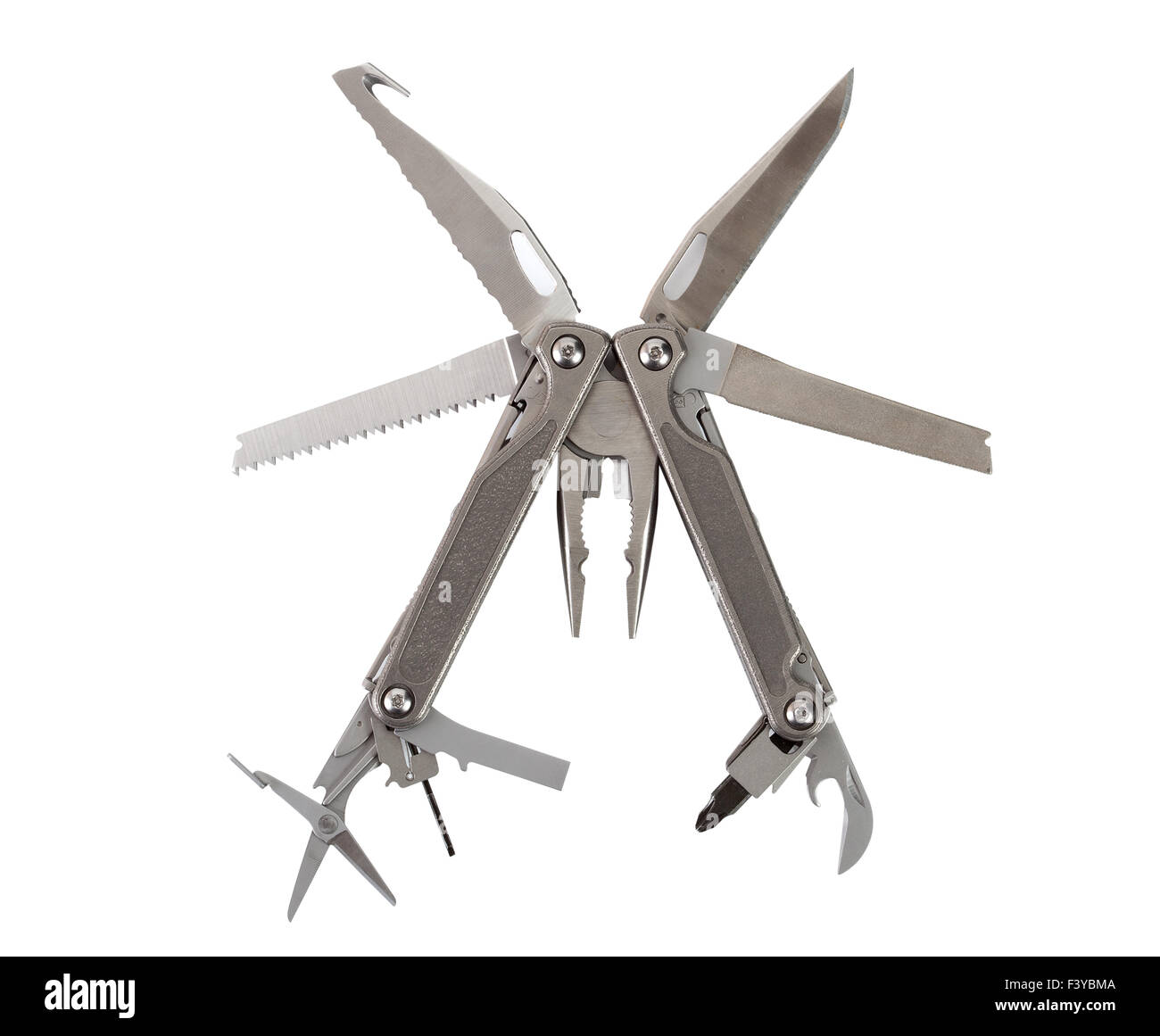 Pocket knife - Stock Image