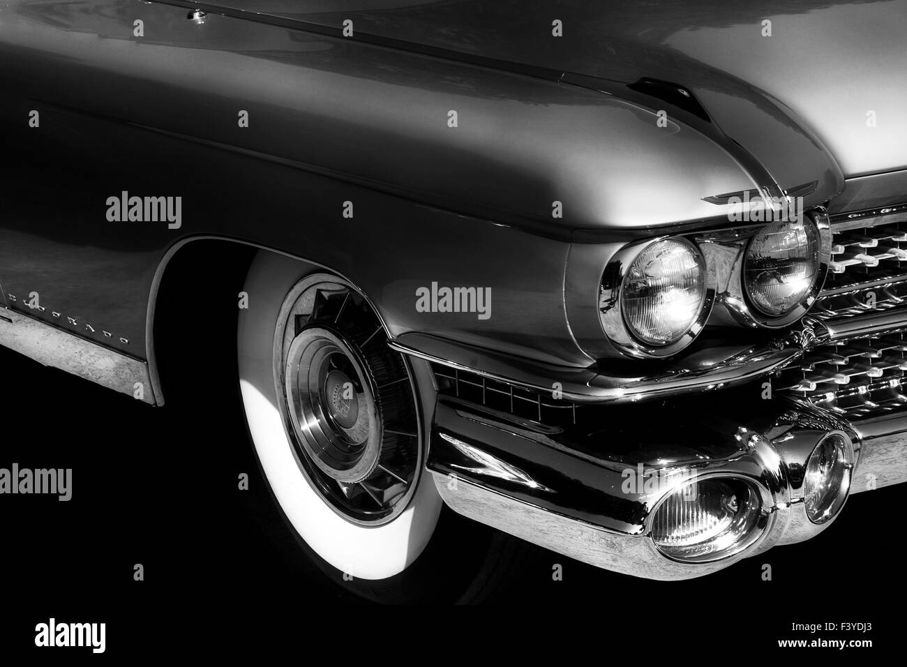 us car Stock Photo